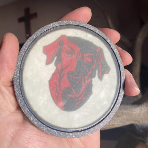 Turkey call red